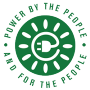 Alliance for Energy Democracy icon with tagline